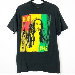 Bob Marley graphic t-shirt